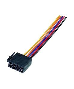 CONECTOR ISO ALIMENTACION