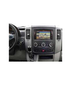 Sistema Multimedia Avanzado Alpine Style para Mercedes Sprinter (S906)