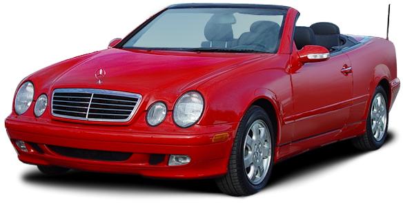 CLK W208 (2002-2004)