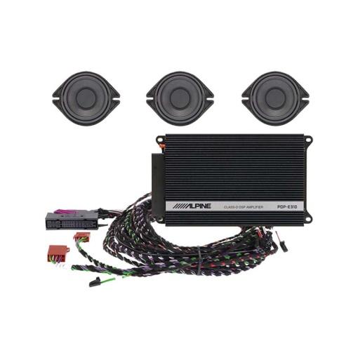Mejora de Sonido Premium Alpine SPC-200AU para A4, A5 y Q5