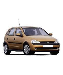 CORSA (2000-2004)