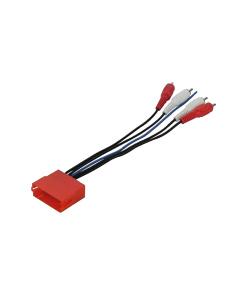 Cables personalizados para autoradio Audi/VW