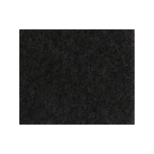 Moqueta estriada 140x70 negro