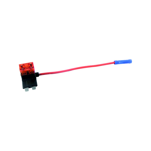 Portafusible para fusible de lama (MIDI)