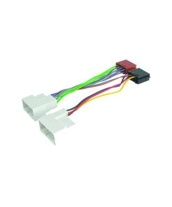 Cable para autoradios ISO Ssangyong Tivoli 15