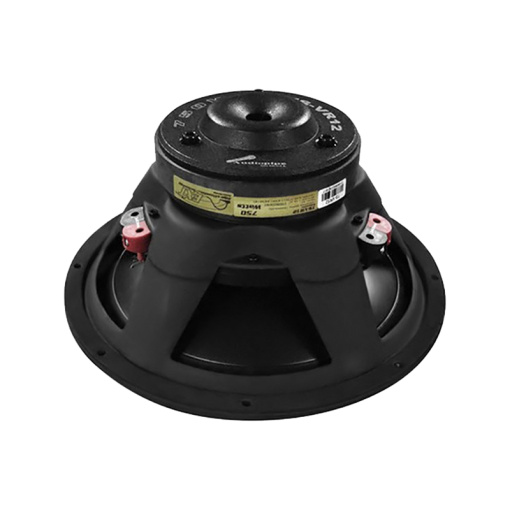 "SUBWOOFER 12"" 375W RMS 4 + 4 Ohm TSVR12"